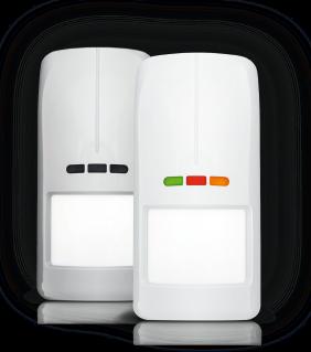 rivelatori di movimento da esterno doppia tecnologia PIR+MW - OPAL Pro