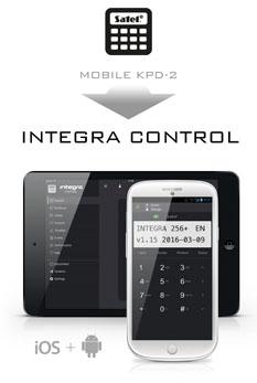 INTEGRA Control iMobileKPD