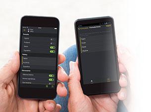 Smartfony zINTEGRA Control