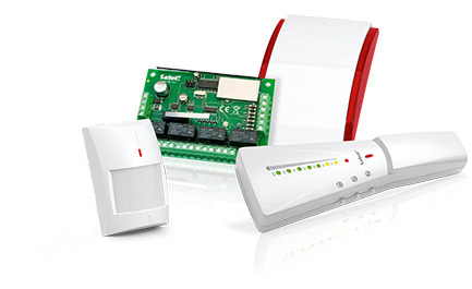 ABAX Two-way wireless system