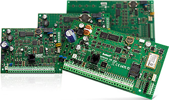 INTEGRA alarm control panels
