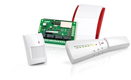 Система охранной сигнализации ABAX