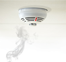Smoke and heat detectors