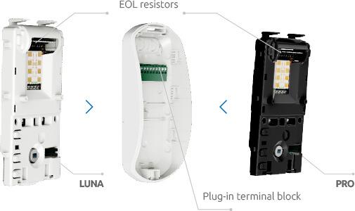 Plug-in terminal block