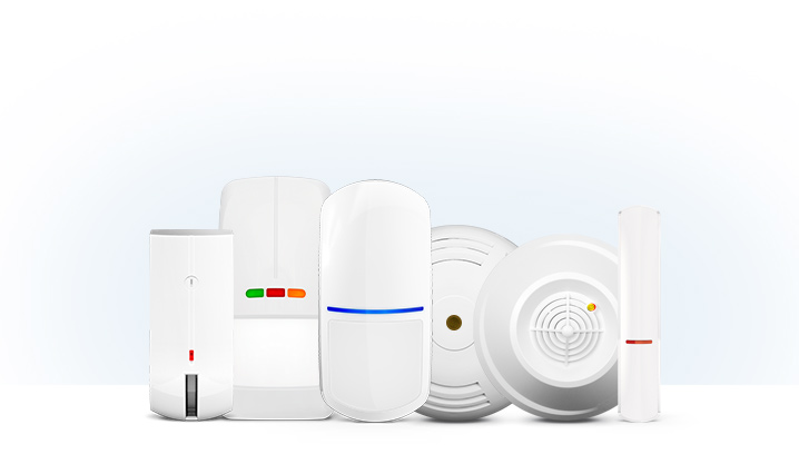 A set of detectors