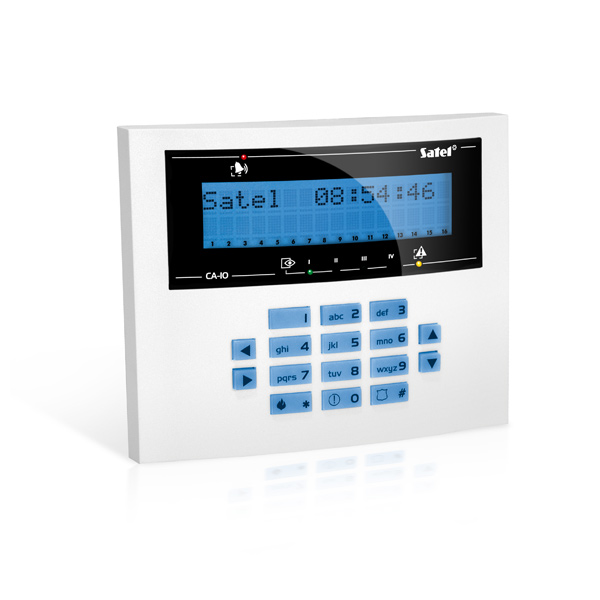 CA-10 BLUE-L Satel manipulator LCD