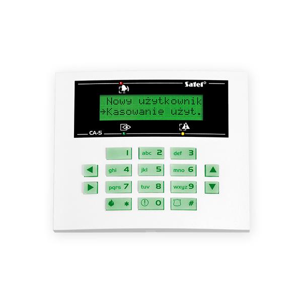 CA-5 KLCD-S klawiatura LCD