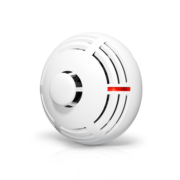 DMP-100 Point heat and smoke multi-sensor detector