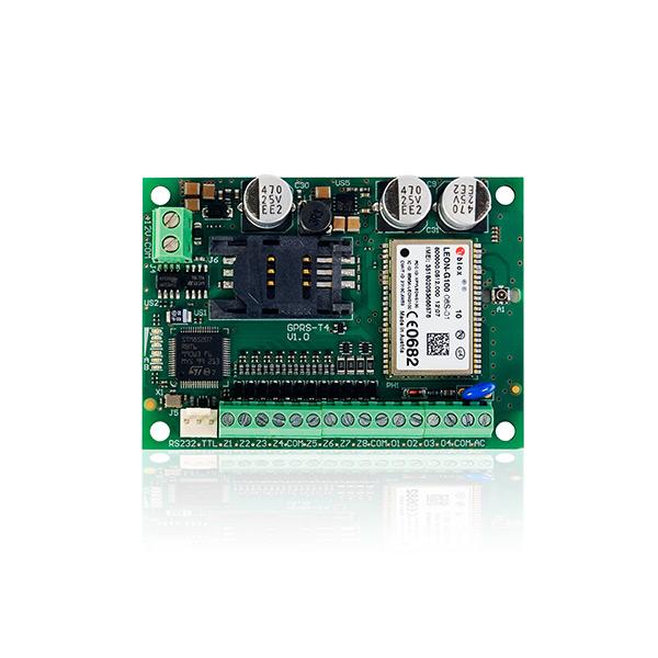 GPRS-T4 Satel GPRS/SMS moduł monitoringu