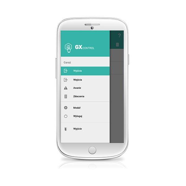 Gx Control Aplicación Móvil Para El Control Remoto De Los