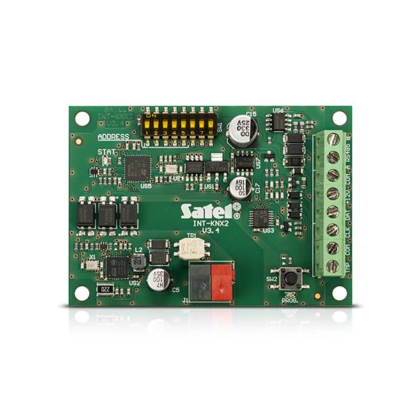 INT-KNX-2 Satel moduł integracji