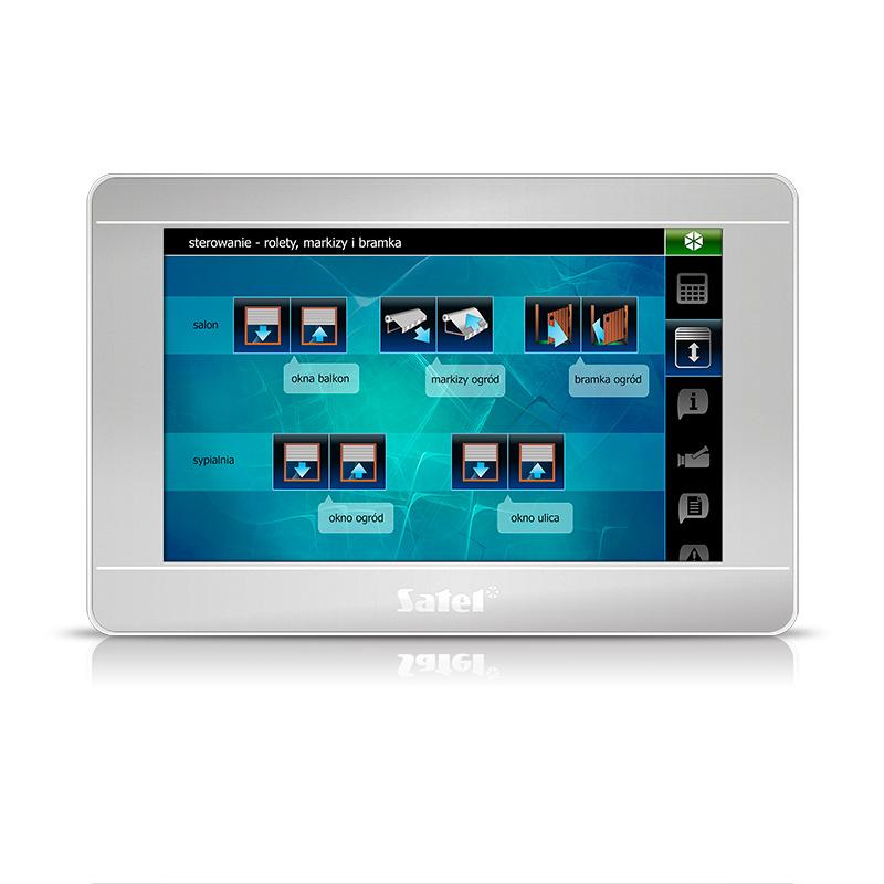 INTEGRA INT-TSI-SSW Satel Manipulator z ekranem dotykowym