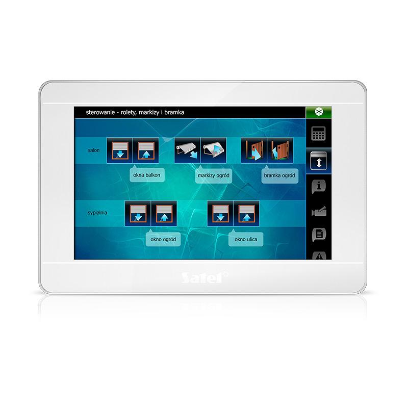 INTEGRA INT-TSI-BSB Satel Manipulator z ekranem dotykowym
