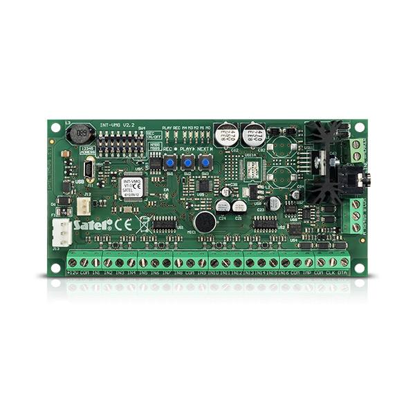 INT-VMG Satel generator komunikatów głosowych