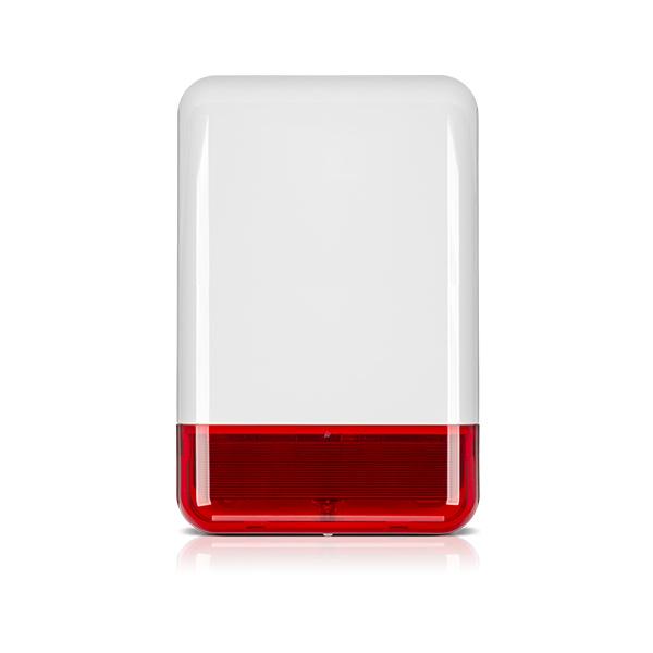 SPL-2030 R Satel Abax sygnalizator zewnętrzny optyczno-akustyczny