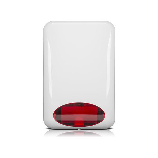 SPL-5010 R Satel zewnętrzny sygnalizator optyczno-akustyczny