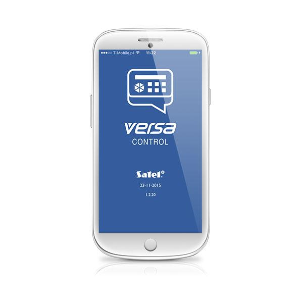 Podłączona aplikacja mobilna